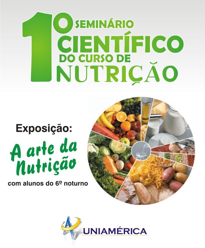 Visualizar n. 1 (2009): I Seminário Científico de Nutrição